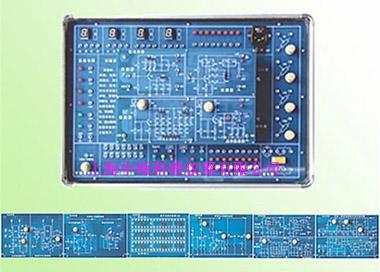 模拟数字电路二合一实验箱